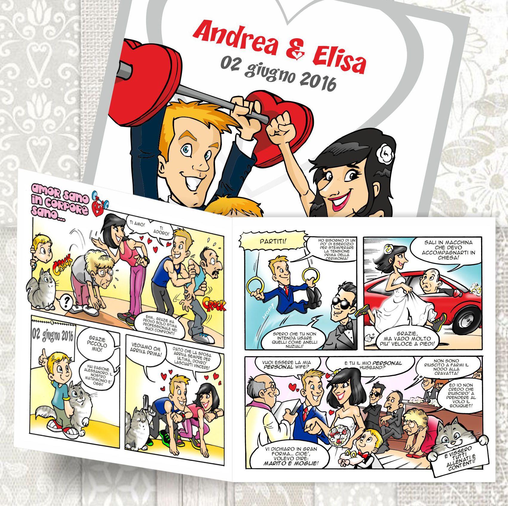 partecipazioni-a-fumetti Home