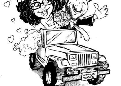 caricatura-sposi-jeep-matrimonio-personalizzata_valentino-villanova-400x284 Home
