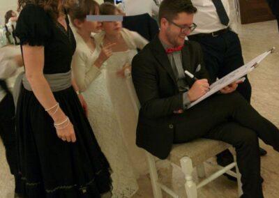 valentino-villanova-caricature-intrattenimento-coppia-vignetta-sposi-bambini-matrimonio-400x284 Caricature al Matrimonio